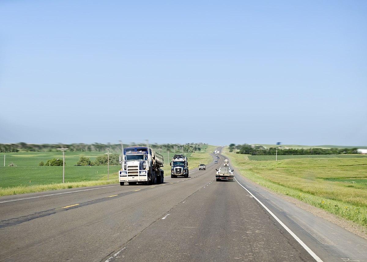 Highway 200-85 - McKenzie County North Dakota - 2013-07-03.jpg