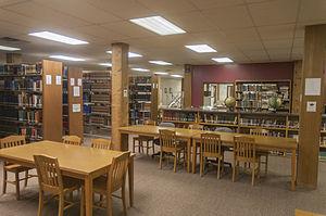Calvary University - Hilda Kroeker Library