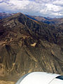Himalaya mountains on approach to Lhasa airport - Flickr - archer10 (Dennis).jpg