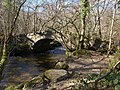 Hisley Bridge - geograph.org.uk - 1762063.jpg