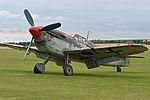 Hispano HA.1112M1L Buchon 'Black 8' (G-AWHK) (44777318334).jpg