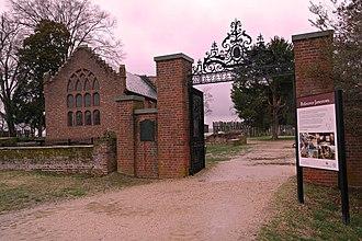 Jamestown Rediscovery - Image: Historic Jamestown 1