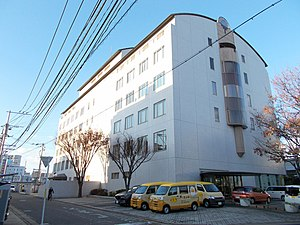 Hiyoko Head Office 20181224.jpg