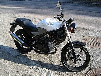 Honda VTR250 - 2009 Honda VTR250
