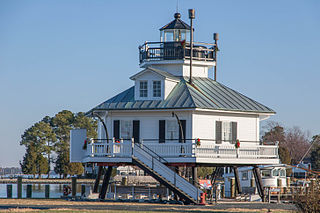 Hooper Strait Light lighthouse in Maryland, United States