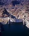 Hoover Dam, Mike O'Callaghan-Pat Tillman Memorial Bridge 2010-10-12.jpg