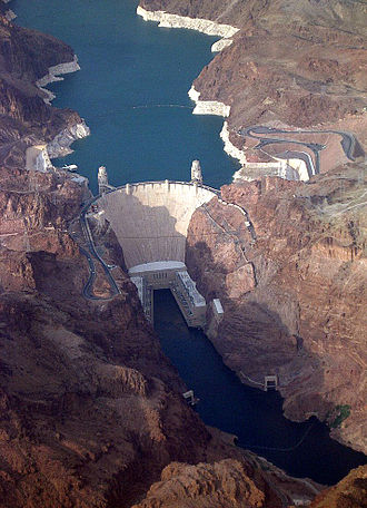 Water storage - The Hoover Dam