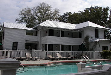 Horace T. Robles House pool.jpg
