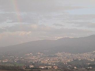 Chortiatis - Image: Hortiatis panoramio