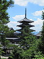 Horyu-ji National Treasure World heritage 国宝・世界遺産法隆寺128.JPG