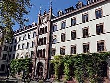 Basler Mission, Hotel Bildungszentrum 21