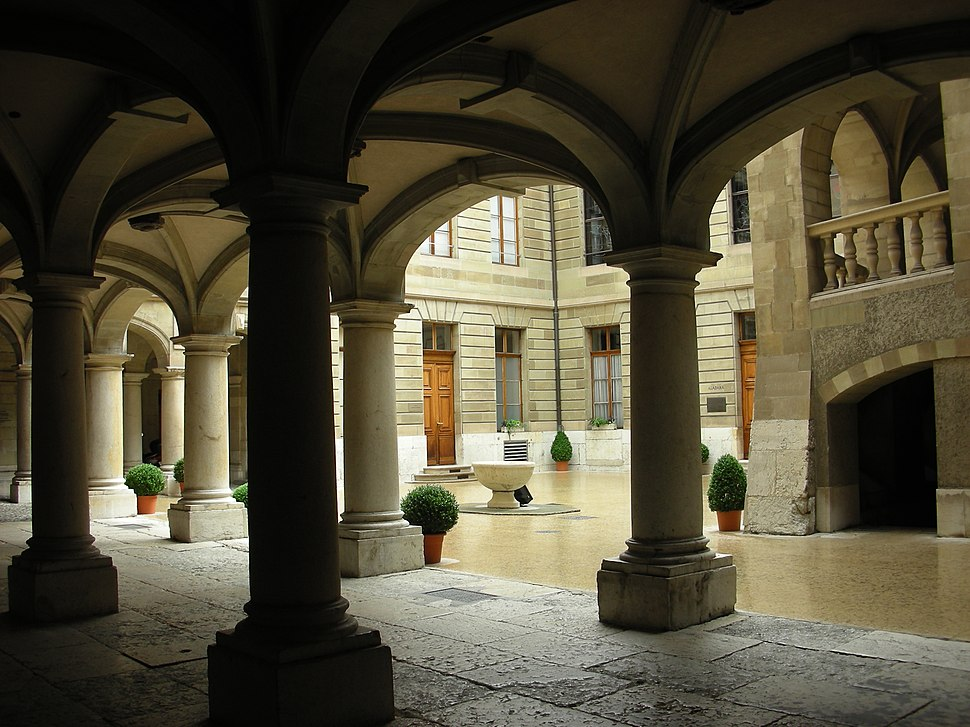 Hotel de Ville Geneva