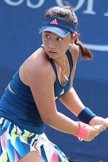 Eri Hozumi Japanese tennis player