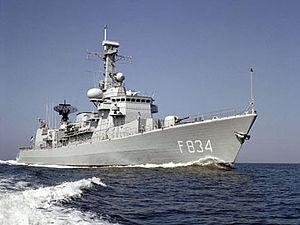 HNLMS Van Galen (F828)
