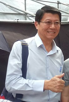 Hsieh Lung-Chieh 2019-07-07 (cropped).jpg