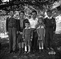 Hudajužnova družina, Gorenji Novaki 1954.jpg