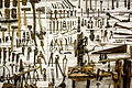 Huge collection of tools in a store in Chloride, a ghost town in New Mexico, USA - July 2013.jpg