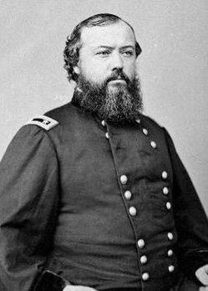 Hugh Boyle Ewing - Maj. Gen. Hugh Ewing