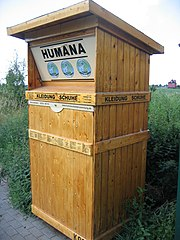 Humana-container