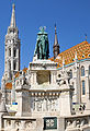 Hungary-0190 - Statue of king St. Stephan (7321343794).jpg