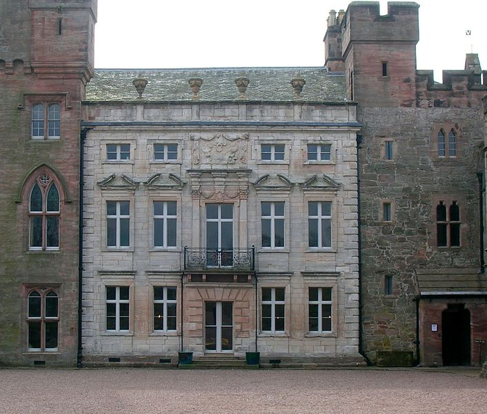 File:Hutton-in-the-Forest. Addison's east front of 1680.JPG