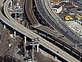 I-695 stub ramps aerial, November 2015.JPG