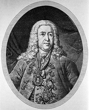 Jean Armand de Lestocq - Jean Armand de Lestocq