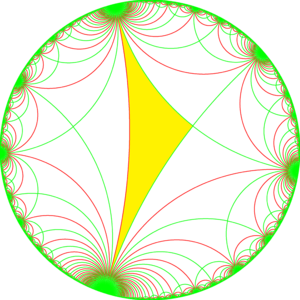 Truncated tetraapeirogonal tiling - Image: I42 symmetry 00a