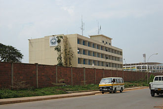 Rape during the Rwandan genocide - An ICTR building in Kigali