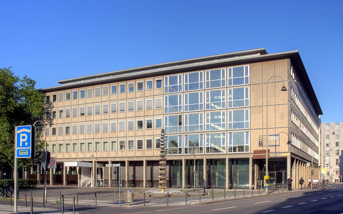 Industrie Und Handelskammer Zu Köln