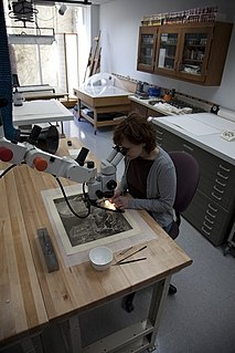 Conservation and restoration of books, manuscripts, documents and ephemera subject of scholarly research