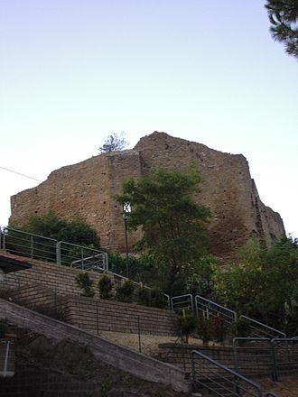 Buriano, Castiglione della Pescaia - The castle of Aldobrandeschi