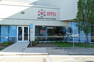 Integrated Micro-Electronics, Inc. - IMI Energy Solutions at Fremont, California, USA.