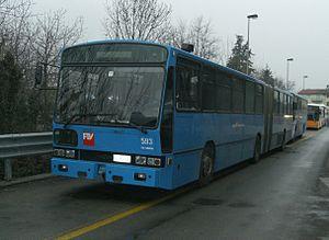 De Simon - Inbus AID 280 FT articulated bus
