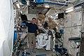 ISS-22 crew members in the Kibo lab.jpg