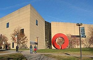 Indiana University Art Museum - Image: IU Art Museum