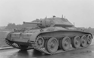 Covenanter tank - Tank, Cruiser, Mk V, Covenanter (A13 Mk III)