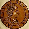Icones imperatorvm romanorvm, ex priscis numismatibus ad viuum delineatae, and breui narratione historicâ (1645) (14766538093).jpg