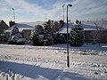 Icy road - geograph.org.uk - 2190178.jpg