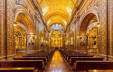 Иглесия-де-ла-Компаньия, Кито, Эквадор, 22 июля 2015 г., DD 149-151 HDR.JPG
