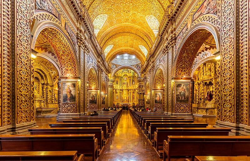 File:Iglesia de La Compañía, Quito, Ecuador, 2015-07-22, DD 149-151 HDR.JPG