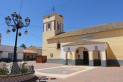 Iglesia de San Bartolomé Apóstol, San Bartolomé de las Abiertas 02.jpg