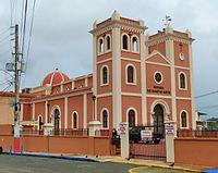 Iglesia de San Sebastian Martir 1 - San Sebastian Puerto Rico.jpg