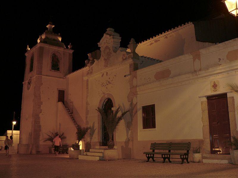 Image:Igreja Matriz de Alvor.JPG