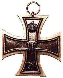 Ijzeren Kruis Duitsland Wikipedia