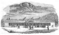 Illustrirte Zeitung (1843) 03 011 1 Die Festhalle in Schul-Pforta.PNG