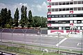 Imola Circuit, 1998 - Start-finish line and tower.jpg
