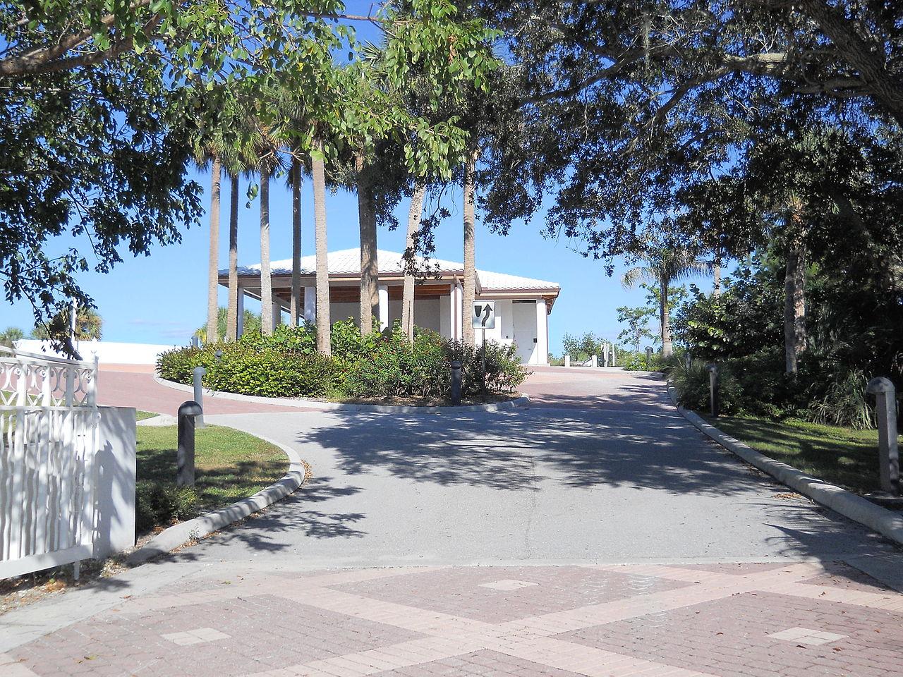 Indian Riverside Park In Jensen Beach Florida