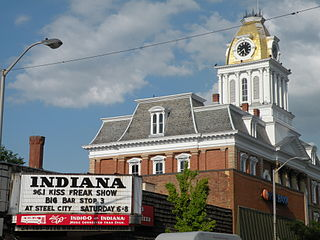 Indiana, Pennsylvania Borough in Pennsylvania, United States