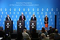 Informal meeting of ministers for agriculture and fisheries (AGRIFISH). Press conference (36207861884).jpg